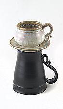 Double the Fun Mug by Carol Tripp Martens (Ceramic Mug)