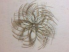 Wall Flower by Charissa Brock (Bamboo Wall Sculpture)