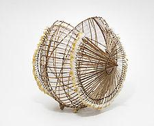Spira Fiore by Charissa Brock (Art Glass & Bamboo Sculpture)