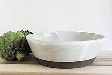 Large Centerpiece Bowl by Julia Paul (Ceramic Bowl)