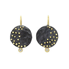 Stardust Earrings by Nikki Nation Jewelry (Gold & Silver Earrings)