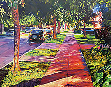 The Path by Bonnie Lambert (Oil Painting)
