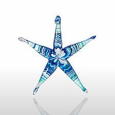 Key West by Michael Magyar (Art Glass Ornament)
