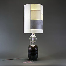 Big Day Coming by Mark  Taylor and James Aarons (Ceramic Table Lamp)