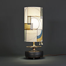Extraordinary Machine by Mark  Taylor and James Aarons (Mixed-Media Table Lamp)