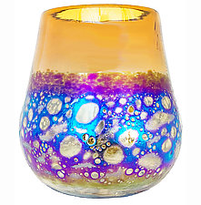 Vesna Goblets by Minh Martin (Art Glass Drinkware)