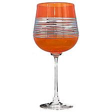 Silverspun Wine by Minh Martin (Art Glass Drinkware)
