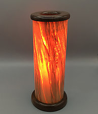 The Dryad Lamp by Jesse Shaw (Wood Table Lamp)