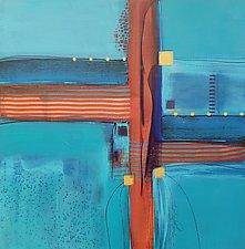 Levels 4 by Nicholas Foschi (Acrylic Painting)