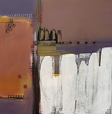 Up to the Bridge by Nicholas Foschi (Acrylic Painting)