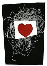 Heart by Jenny Lynn (Giclee Print)