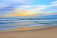 The Last Glow II by Richard Speedy (Color Photograph)