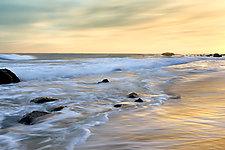 Mohegan Sundown by Richard Speedy (Color Photograph)