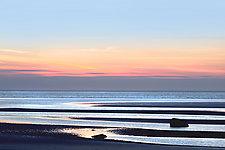 Skaket Sunset by Richard Speedy (Color Photograph)