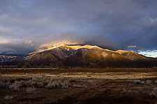 Magic on the Mountain by Richard Speedy (Color Photograph)