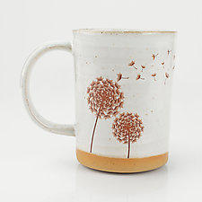 Wishing in the Wind Mug by Chris Hudson and Shelly  Hail (Ceramic Mug)