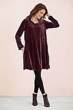 Klara Velvet Dress by Bodil Knighton  (Velvet Dress)