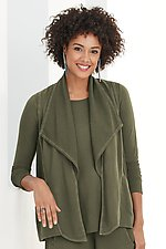Mercer Vest by Lisa Bayne (Knit Vest)