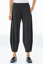 French Terry Lantern Pant by Lisa Bayne  (Knit Pant)