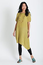 Emory Ripple Dress by Lisa Bayne (Woven Dress)