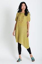 Emory Ripple Dress by Lisa Bayne  (Woven Dress)
