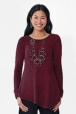 Axis Natalia Tunic by Lisa Bayne  (Knit Tunic)