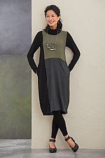 Gallery Dress by Lisa Bayne (Knit Dress)