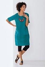 Amara Dress by Lisa Bayne  (Woven Dress)
