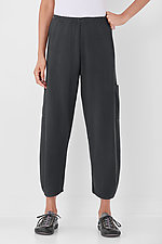 French Terry Pocket Pant by Lisa Bayne  (Knit Pant)