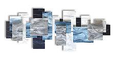 Apex by Karo Martirosyan (Art Glass Wall Sculpture)