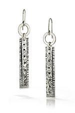Breeze Earrings by Susie Aoki (Silver Earrings)