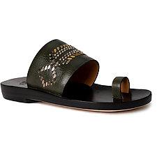 Fonda Sandal by Calleen Cordero (Leather Sandal)
