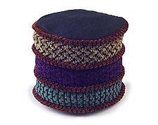 Duru Tuck Hat by Robin Bergman (Knit Hat)