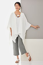 Ibis Linen Jacket by Go Lightly  (Linen Jacket)