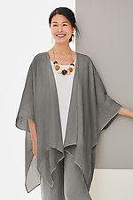 Ibis Linen Jacket by Go Lightly  (Linen Jacket)