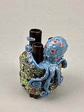 Octavio by Lilia Venier (Ceramic Vase)