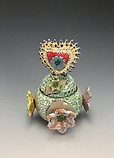 Radiance by Lilia Venier (Ceramic Jar)