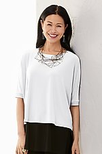 Clip Top by Sympli  (Knit Top)