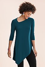 Slant Tunic by Sympli  (Knit Tunic)