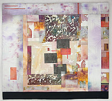 Fragments III by Peggy Brown (Fiber Wall Hanging)