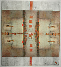 Passageway by Peggy Brown (Fiber Wall Hanging)