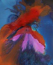 Jubilation by Rhona LK Schonwald (Oil Painting & Giclee Print)
