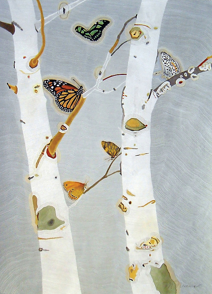 The Butterfly Trees