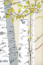 Aspen Summer II by Meredith Nemirov (Giclee Print)