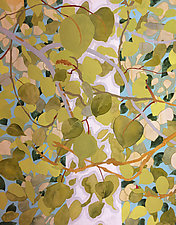 Spring Profusion/Last Catkin by Meredith Nemirov (Giclee Print)