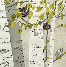 A Glimpse of Butterflies by Meredith Nemirov (Giclee Print)