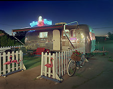 The Silver Bean by William Lemke (Color Photograph)