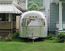 Airstream West Virginia by William Lemke (Color Photograph)