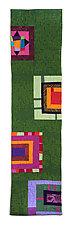 Improv Garden by Cindy Grisdela (Fiber Wall Hanging)