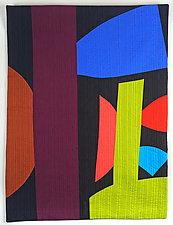 Homage to Matisse II by Cindy Grisdela (Fiber Wall Hanging)
